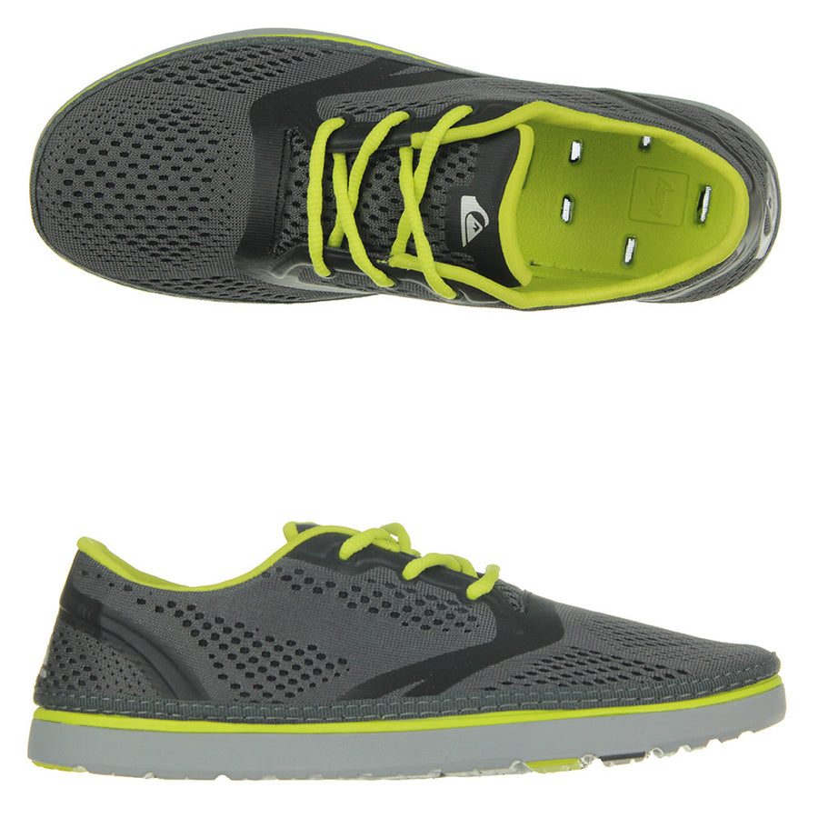 AG47 Amphibian Shoes/Grey/Black/Yellow