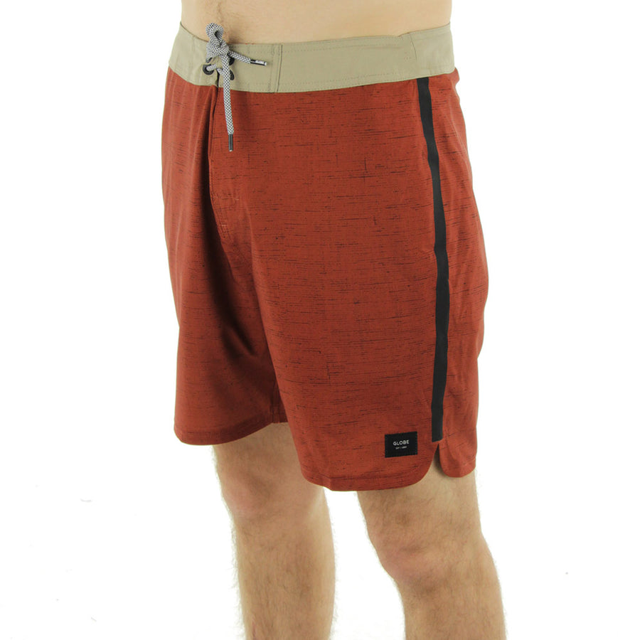 Spencer 2 Boardshorts/Rust