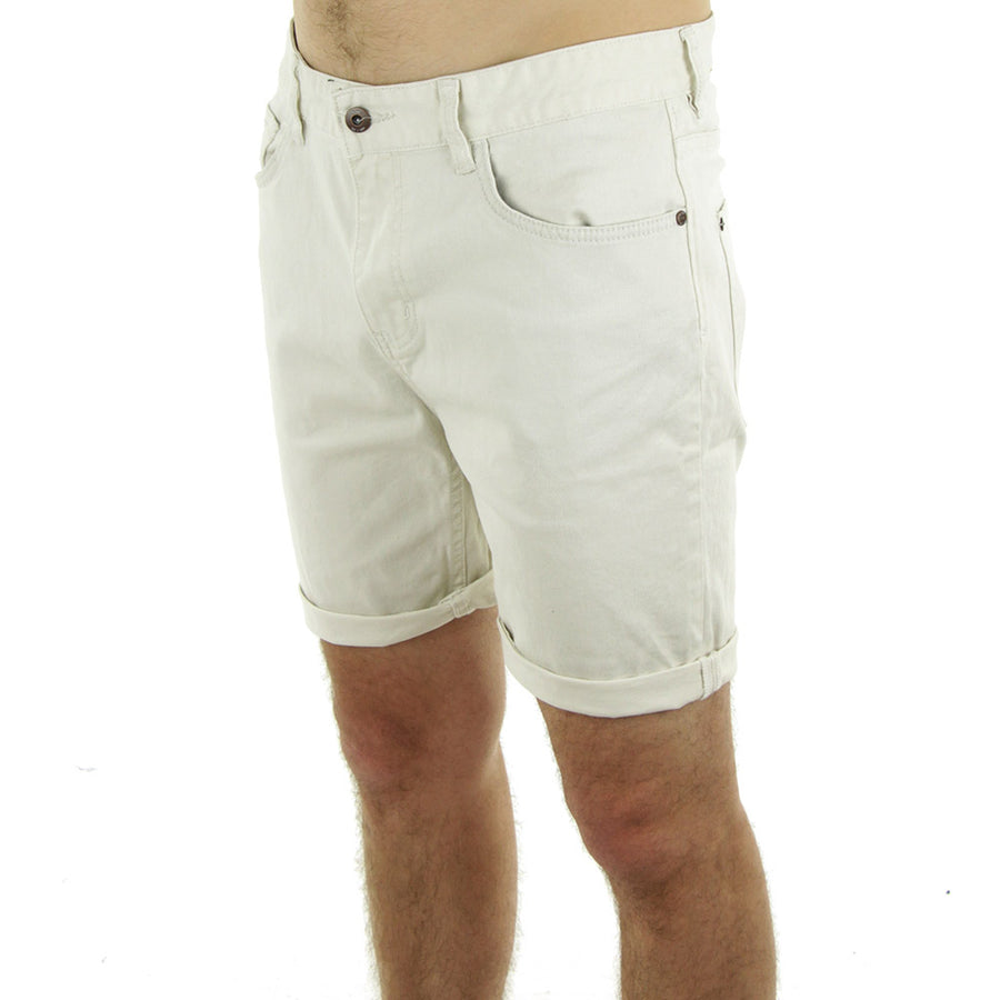 Goodstock Denim Shorts/Sand