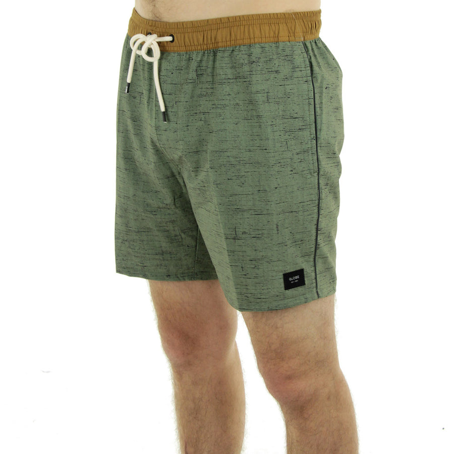 Spencer 2 Boardshorts/Sage/Brown