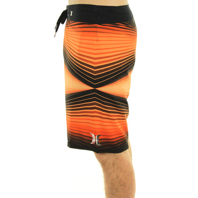 Phantom Dimension Shorts/Black/Orange