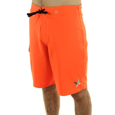 Phantom Solid Shorts/Neon Orange