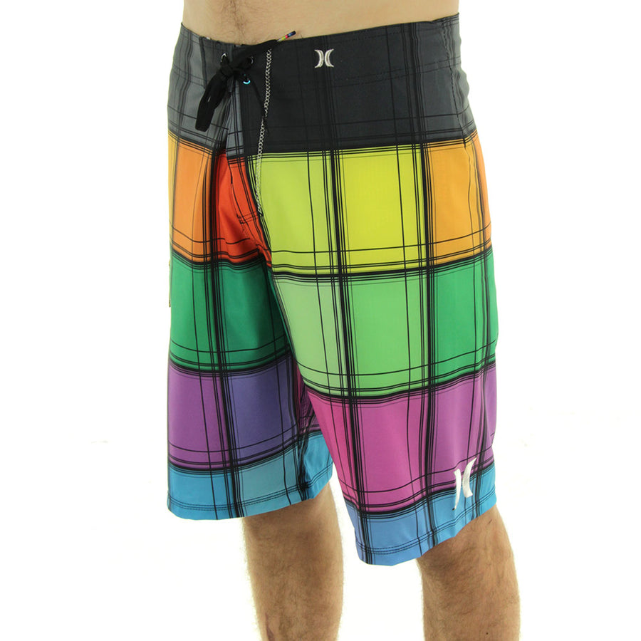 Puerto Rico Road Shorts/Multicolour