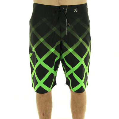 Phantom Lynx Shorts/Green/Black