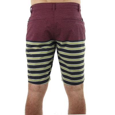 Misery Hybird Boardshorts/Cellar/Stripes