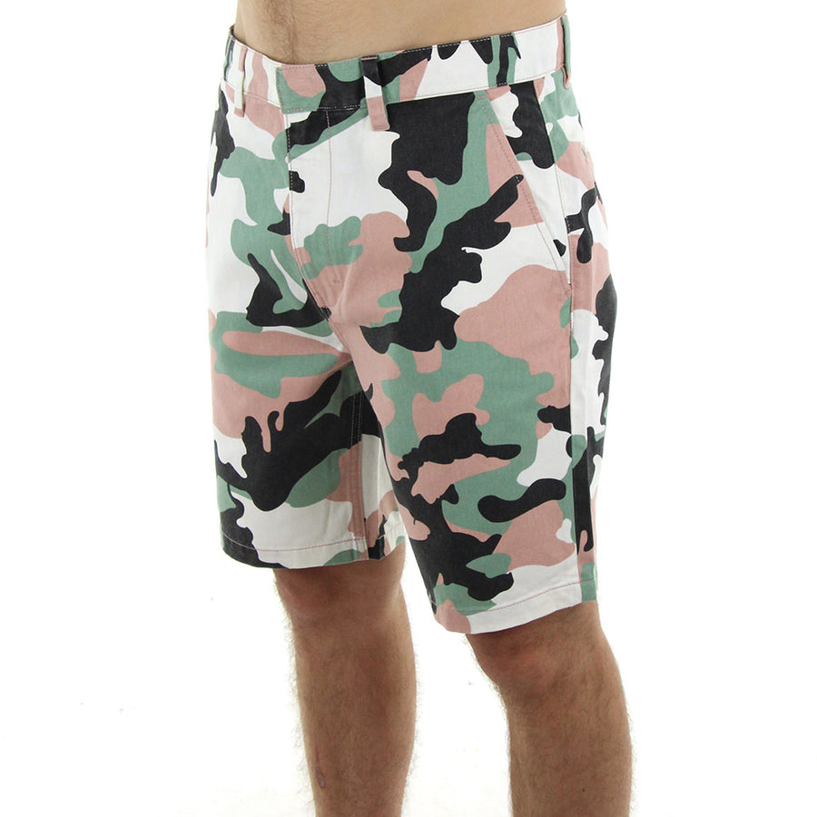 Rai Woven Shorts/Misty Rose