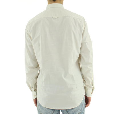L/S Textured Soho Collared Shirt
