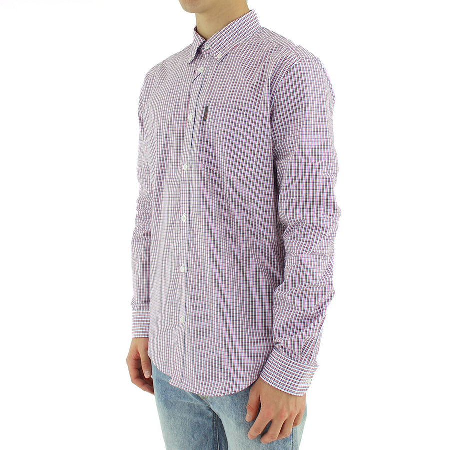 Long Sleeve House Gingham Shirt
