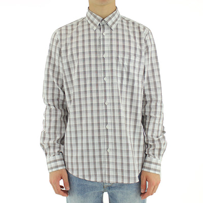 L/S MOD Check Collared Shirt