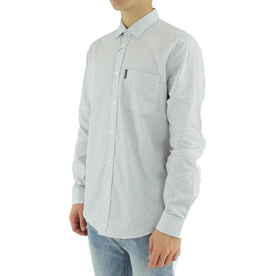 L/S Check Soho Collared Shirt