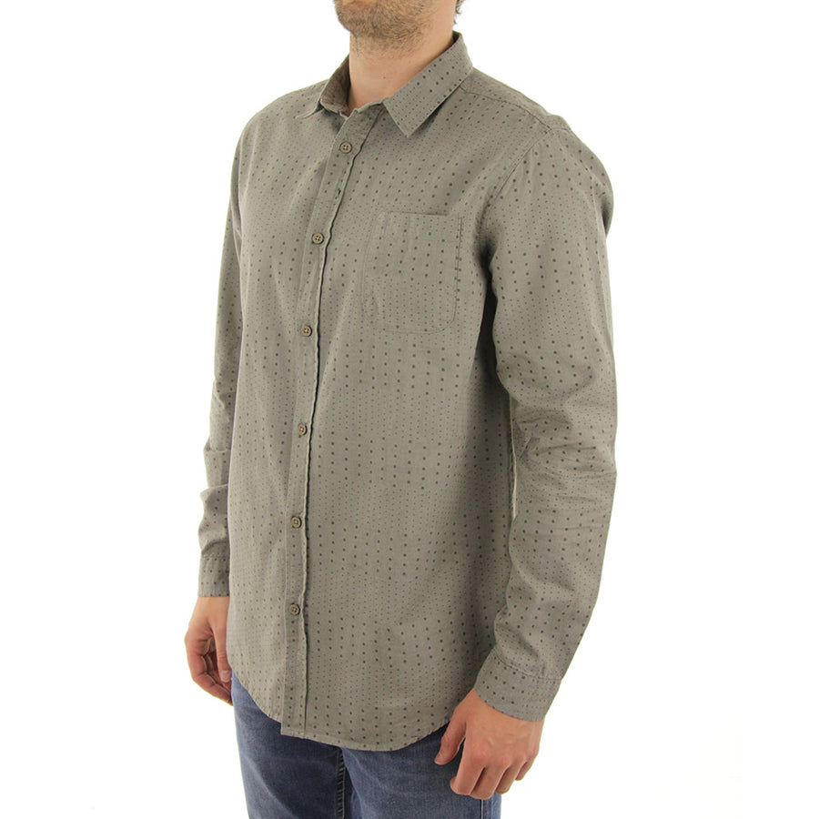 Marocco Collared Shirt/Sand