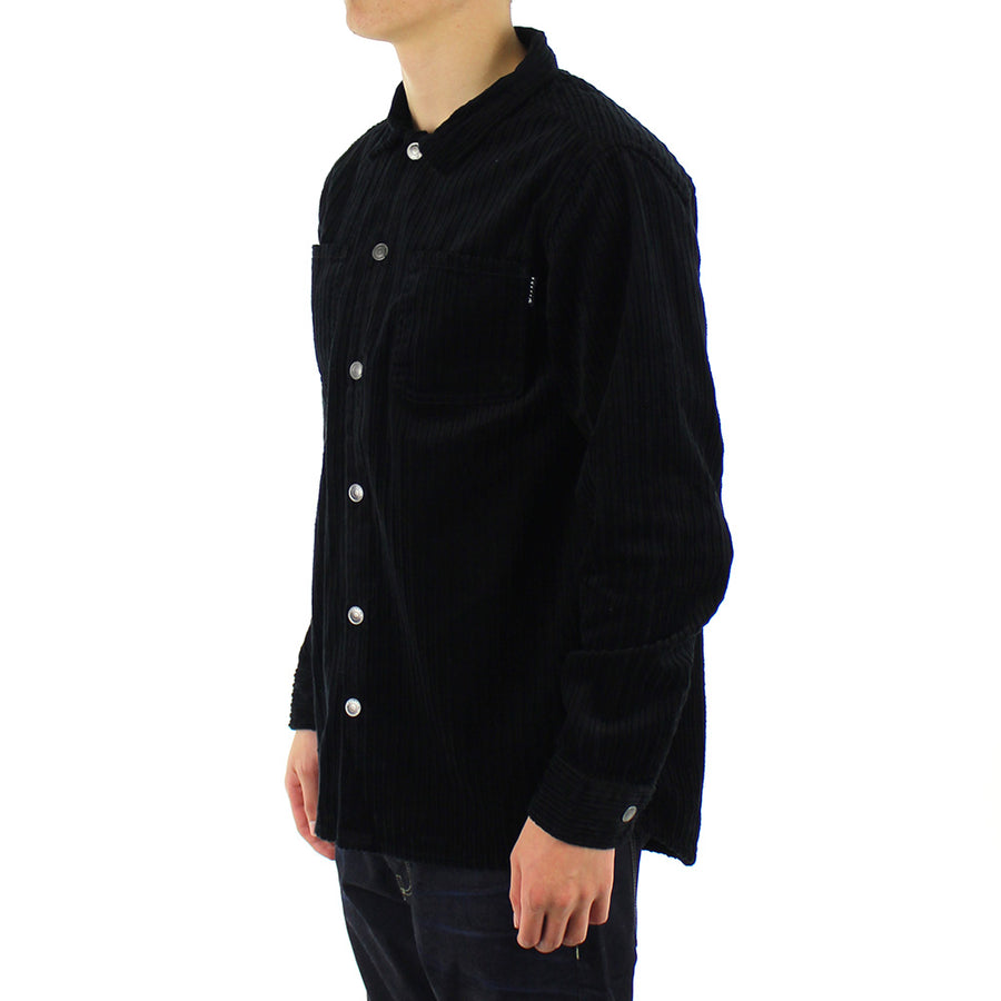 The Fuzz Corduroy LS Collared Shirt