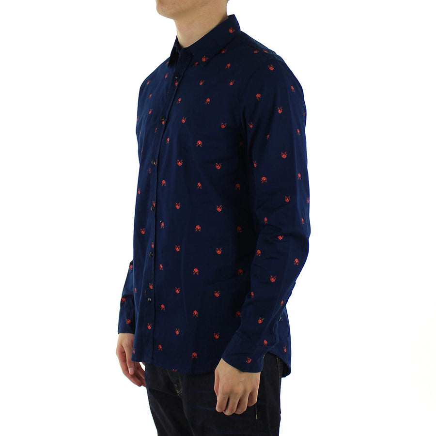 Drota LS Collared Shirt
