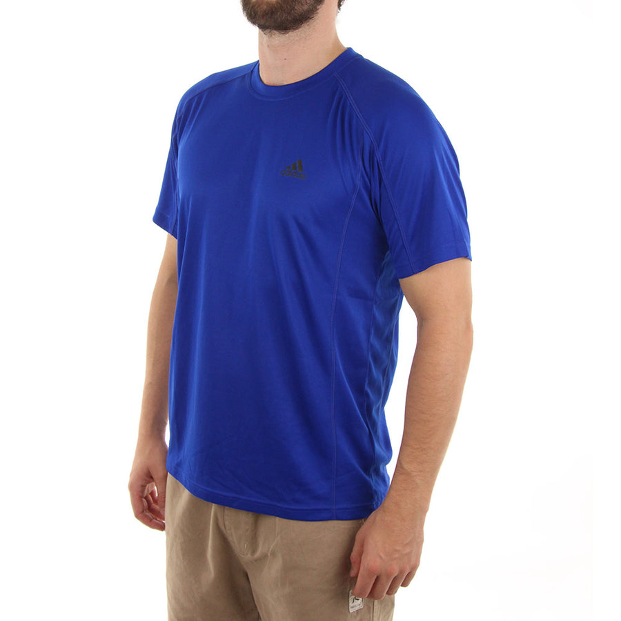 Climalite Tee/Royal Blue
