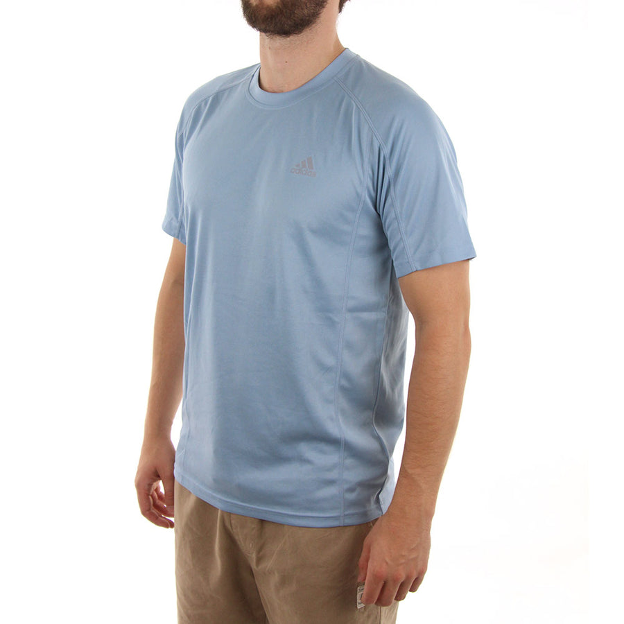 Climalite Tee/Pale Blue