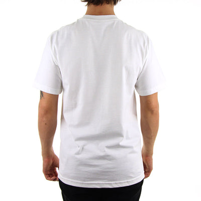 The Go To Tee/White