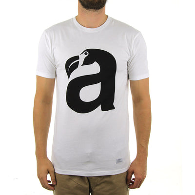 Big Beak Tee Tee/White/Black