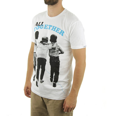 All Together Tee Tee/White/Blue
