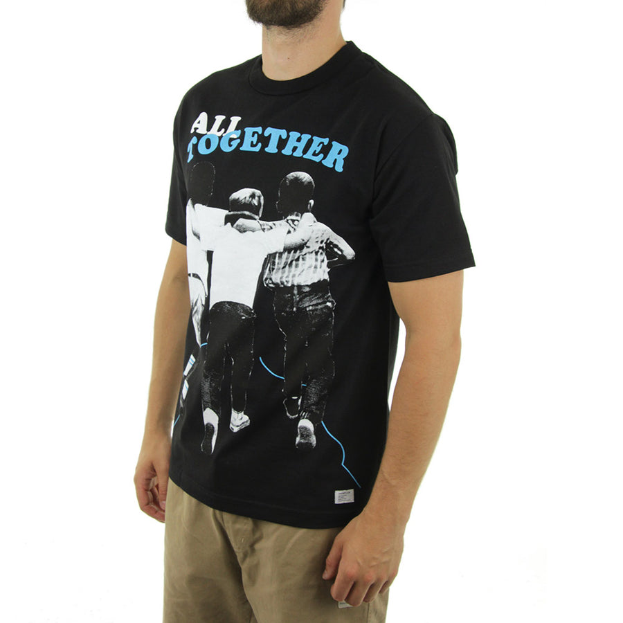 All Together Tee Tee/Black/Blue