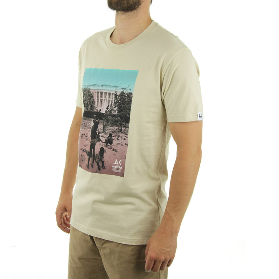 Blackhouse Tee/Tan