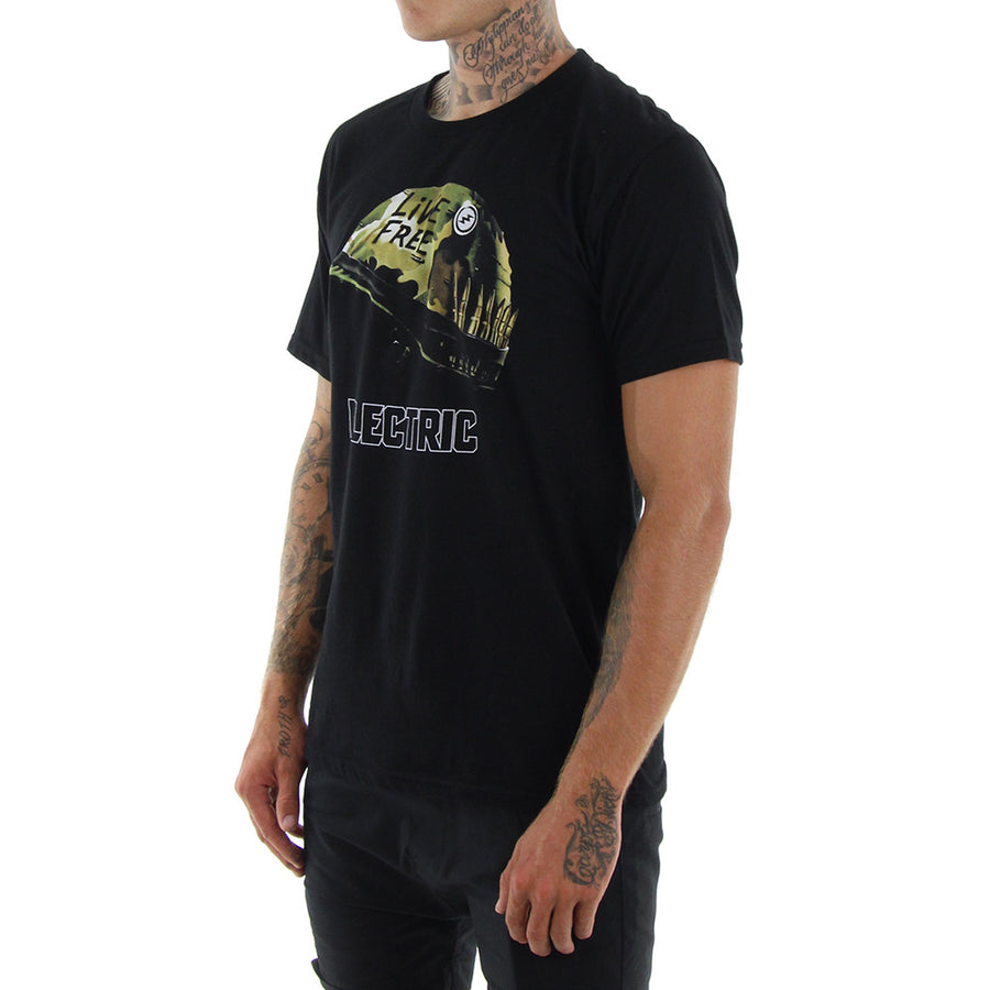 Full Metal Tee/Black