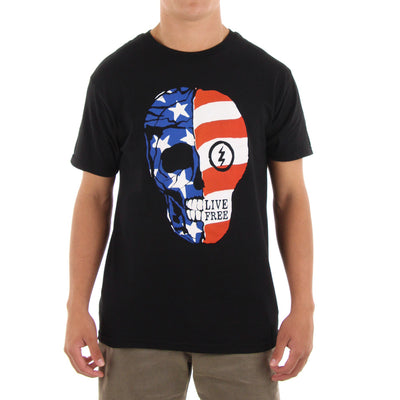 Hero Tee/Black/USA
