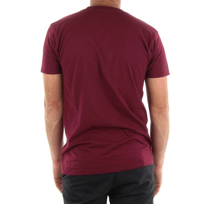 Famous Teenager Tee/Burgundy