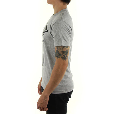 Rough BOH Tee/Heather Grey
