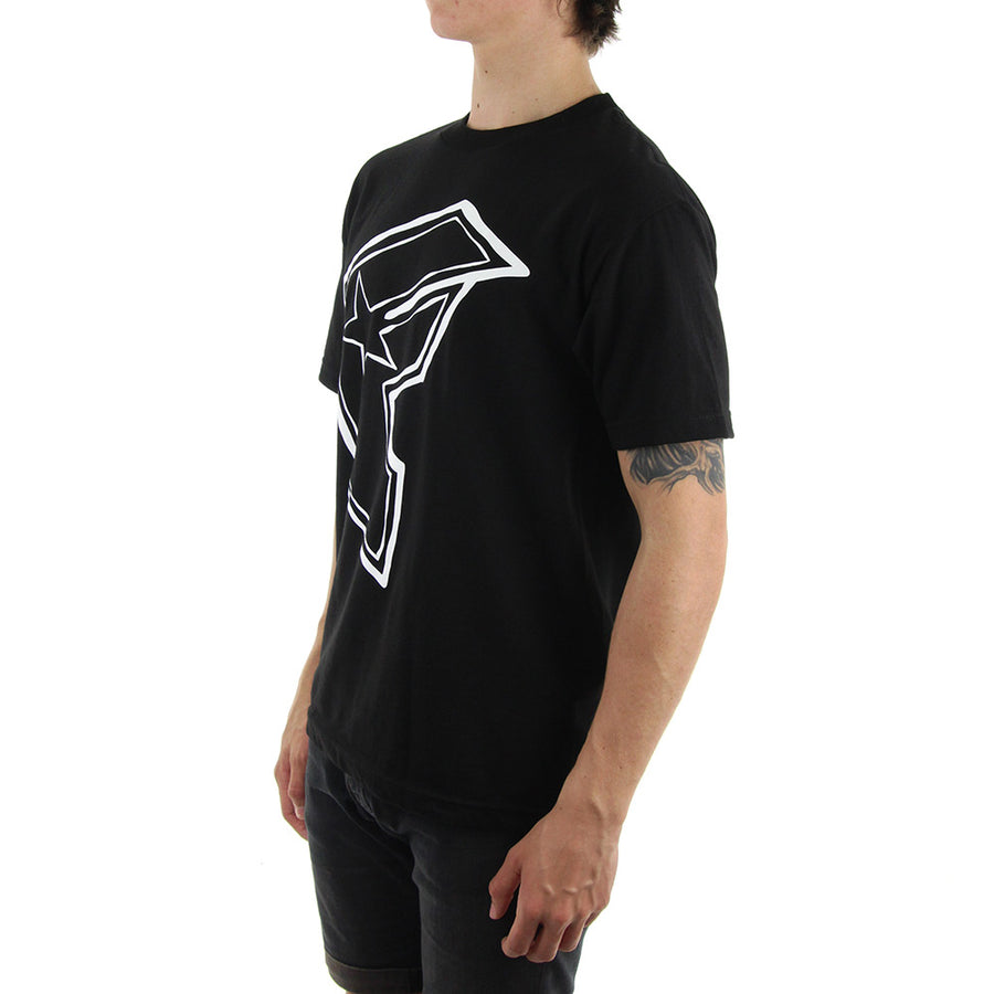 Rough BOH Tee/Black