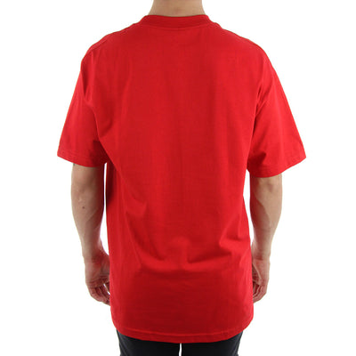 Rough BOH Tee/Red