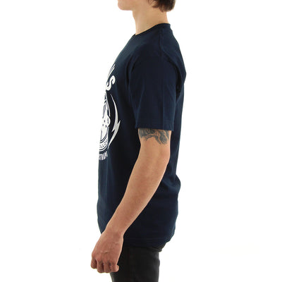 Shocker Tee/Navy