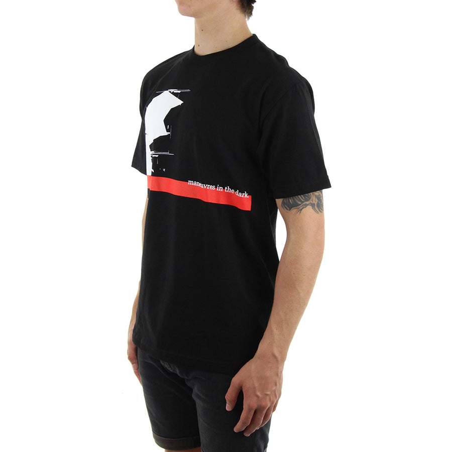 Maneuvers Tee/Black