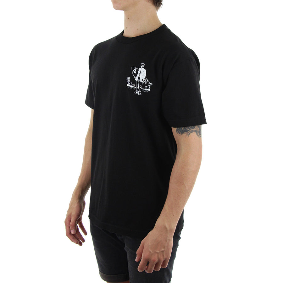 Surf Club Tee/Black