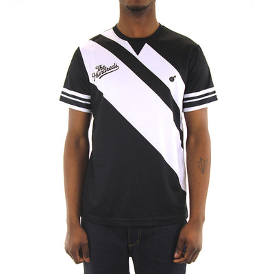 Spike Volleyball Jersey Black/White