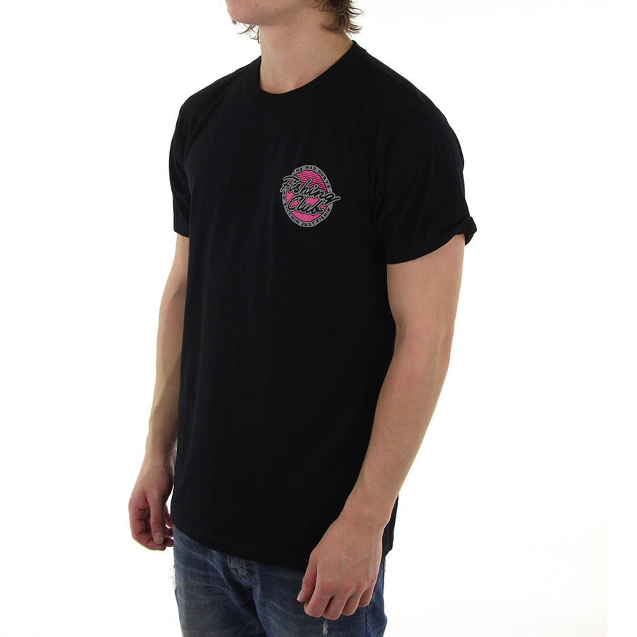 Fishing Club Tee/Black