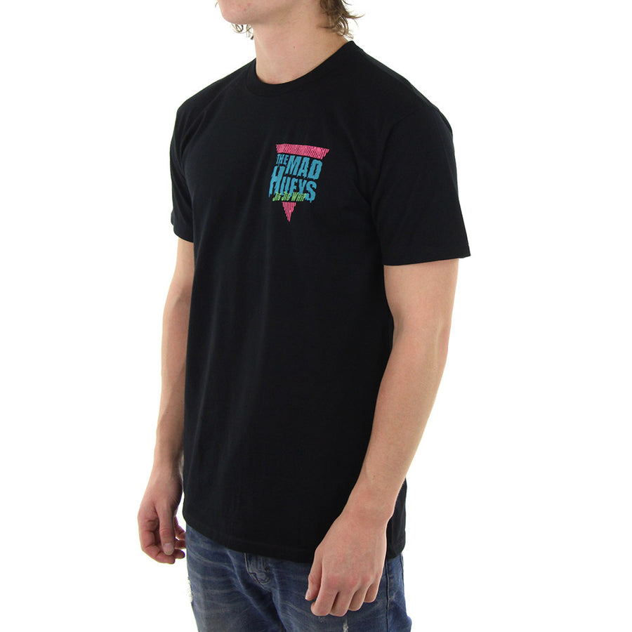 Jig Jig Whip Tee/Black