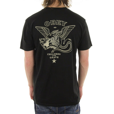 Children Of The Grave Tee/Black