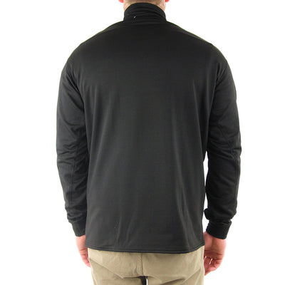 Core 4.0 relax Fit Zip - Black