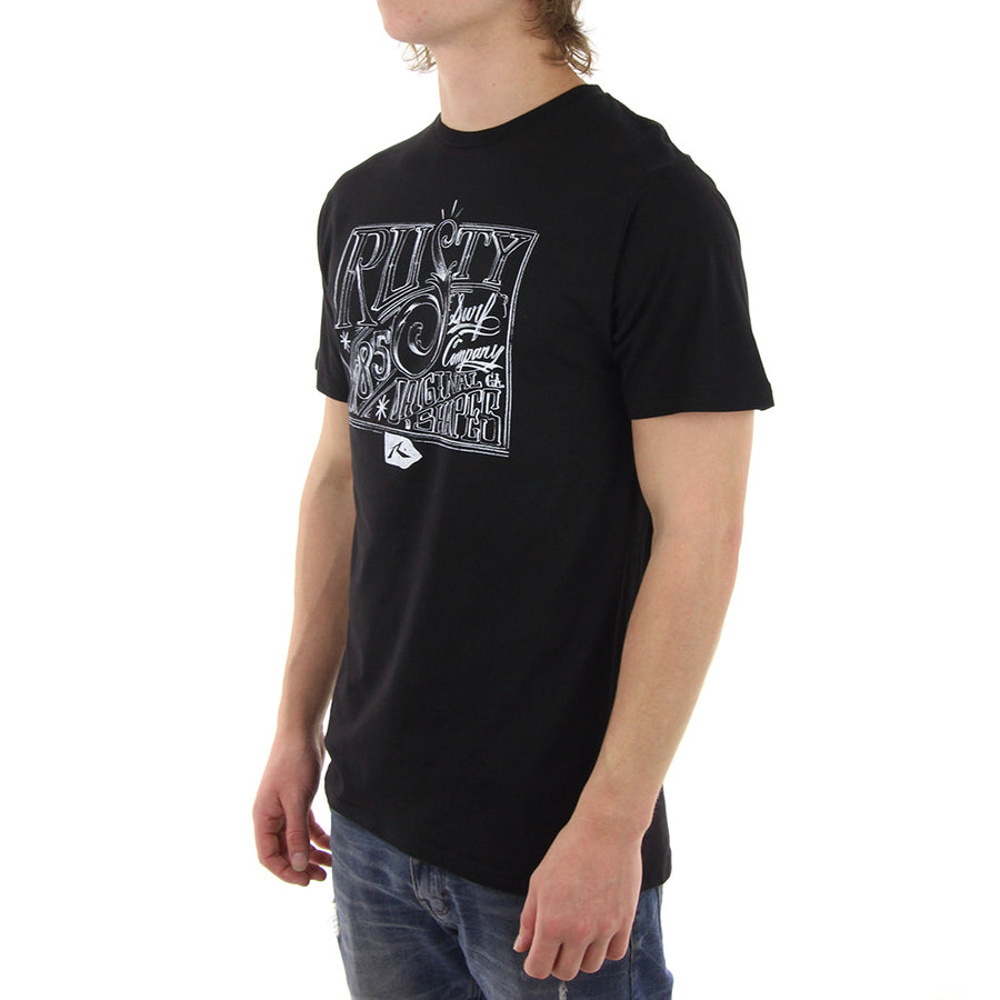 Original Surf Tee/Black
