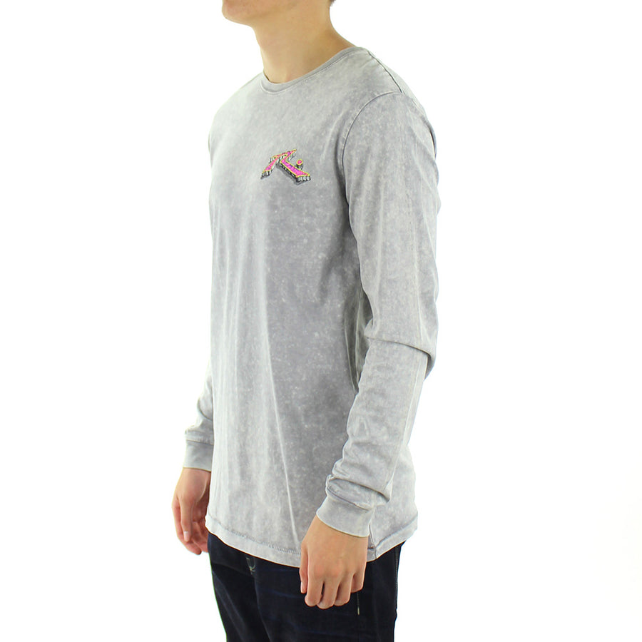 Bedrock Acid Long Sleeve Tee