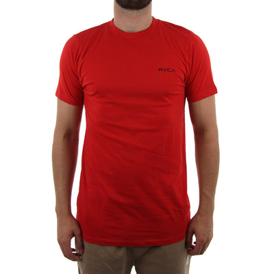 Classic Logo Tee/Red