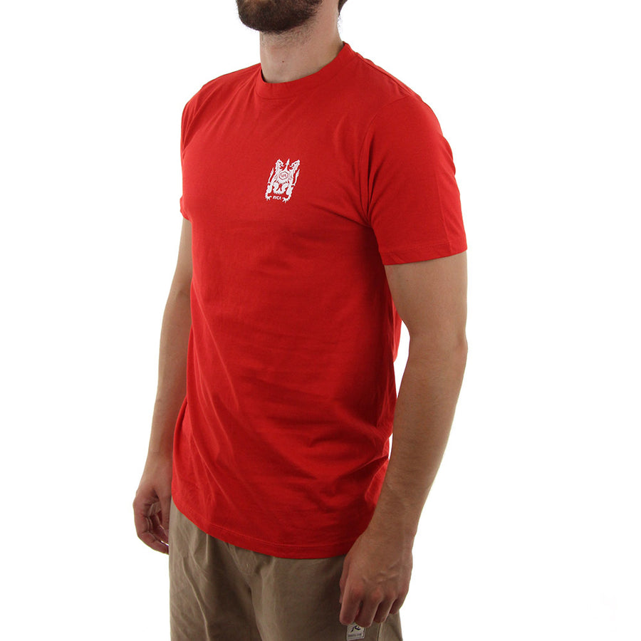 Lions Gate Logo Tee/Red