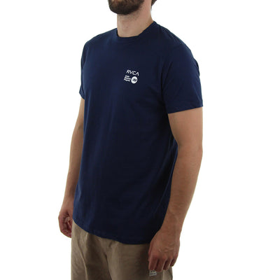 ANP Chest Logo Tee/Navy