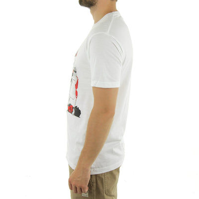 Dirty Laundry Tee/White