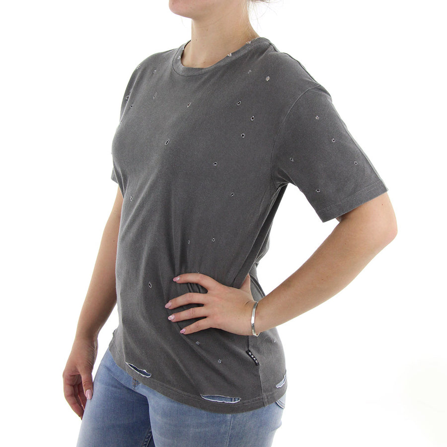 Pigment Spray Women's Tee/Grey