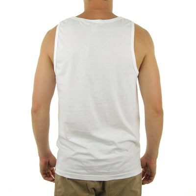 BK Flamingo Tnak Tank/White