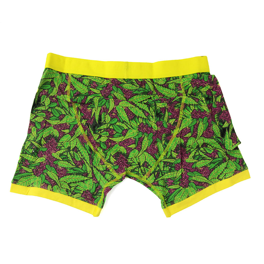 Sticky Icky Boxers/Yellow