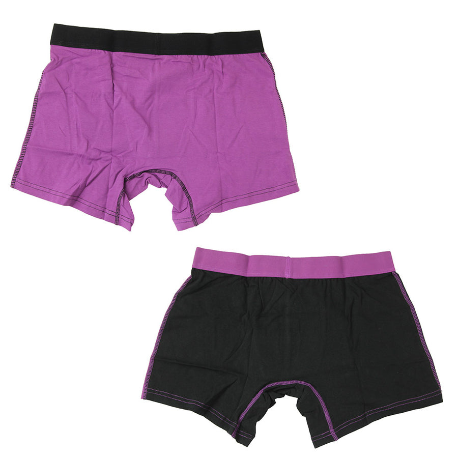 Outline Boxers/Purple