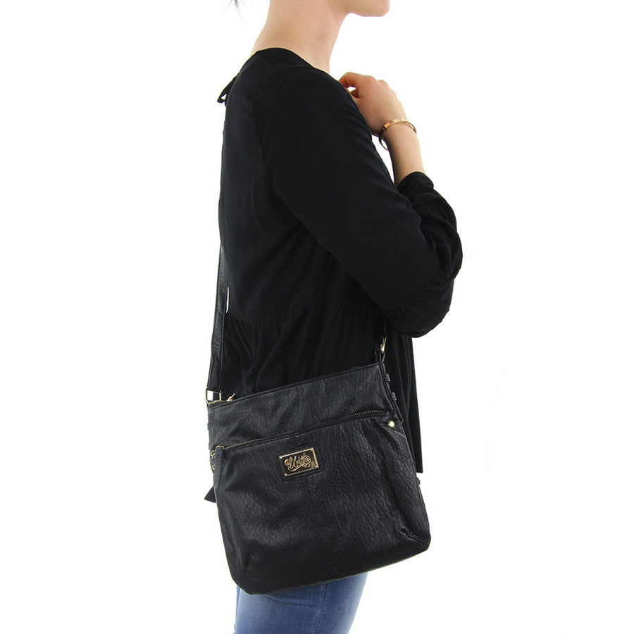 Shoulder Bag - Raven
