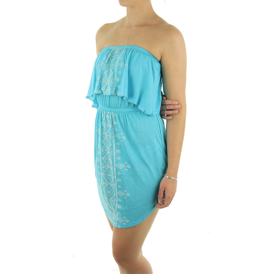 Ocean Babe Dress/Blue